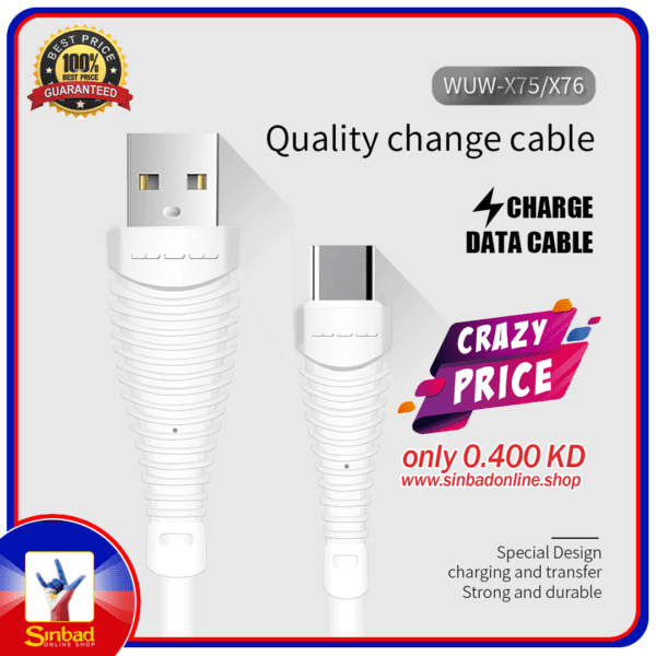 USB Fast Charging Cable (( Type C )) Micro USB Cable For Samsung Huawei Date Cables