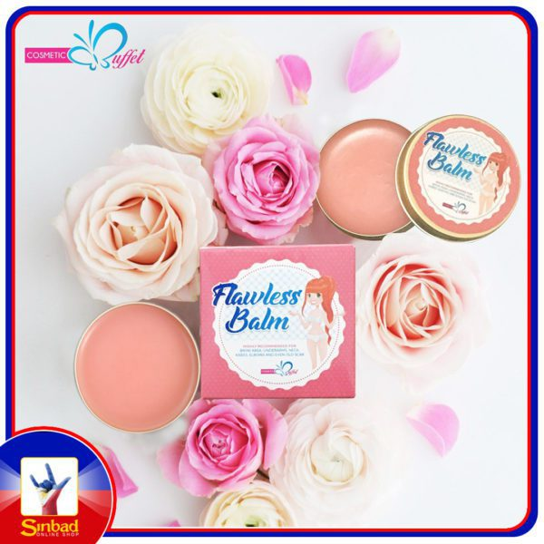 FLAWLESS BALM by: COSMETIC BUFFET