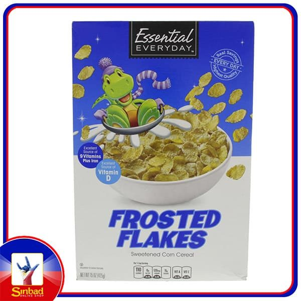 Essential Everyday Frosted Flakes 425g