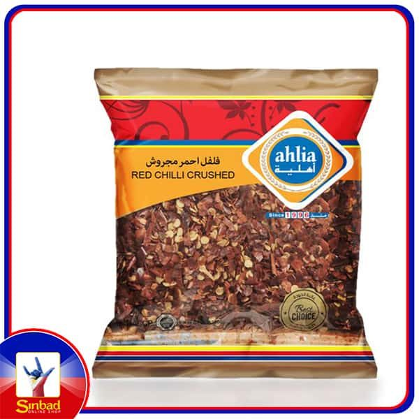 Ahlia Red Chilli Crushed 60 Gms