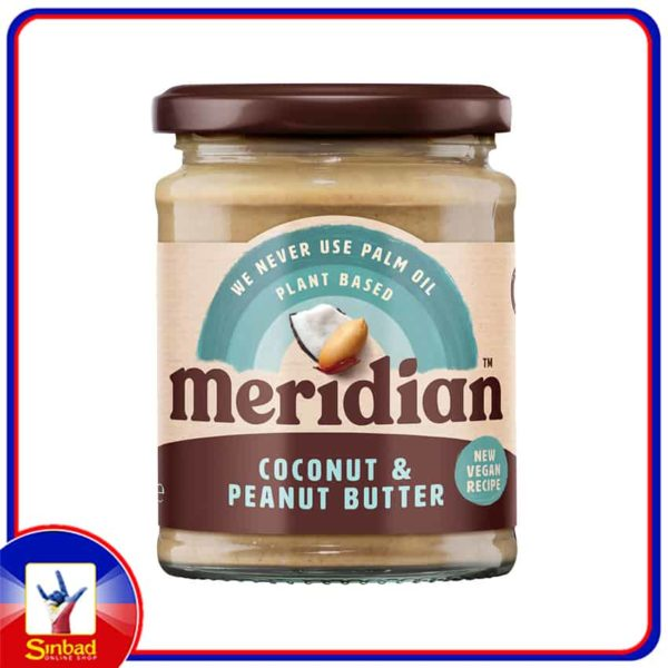Meridian Coconut and Peanut Butter 280g