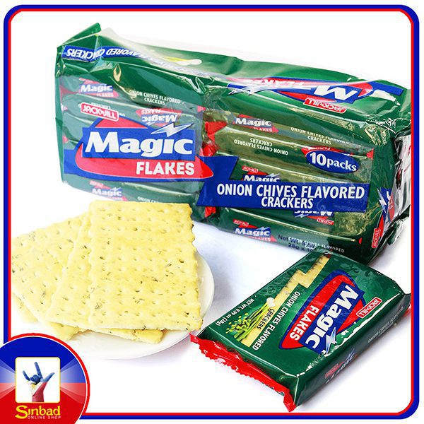 Magic Flakes Onion Chives